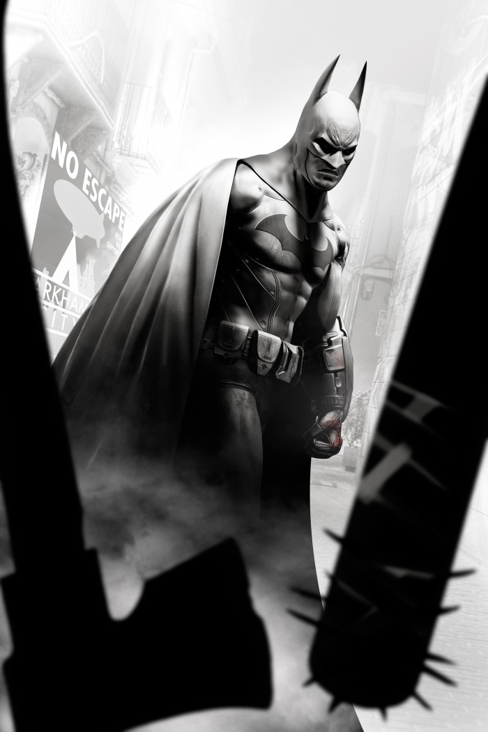 Batman vs Nail Bat 700x1050 Batman vs Nail Bat