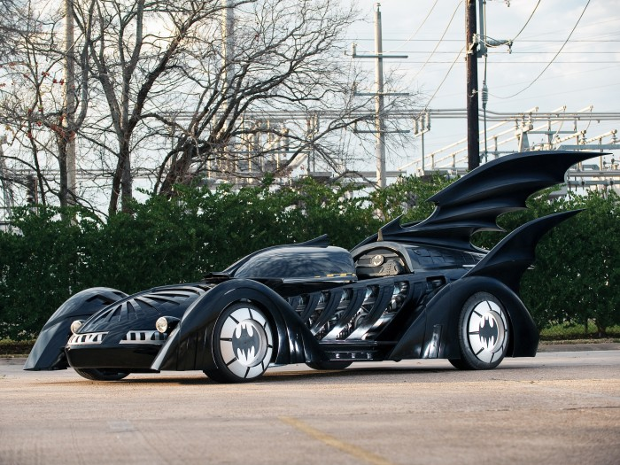 Batmobile from Batman movie 700x525 Batmobile from Batman movie