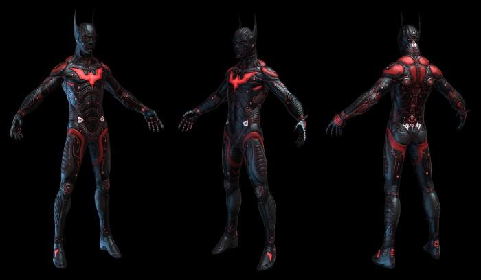 Cyber Batman 700x408 Cyber Batman