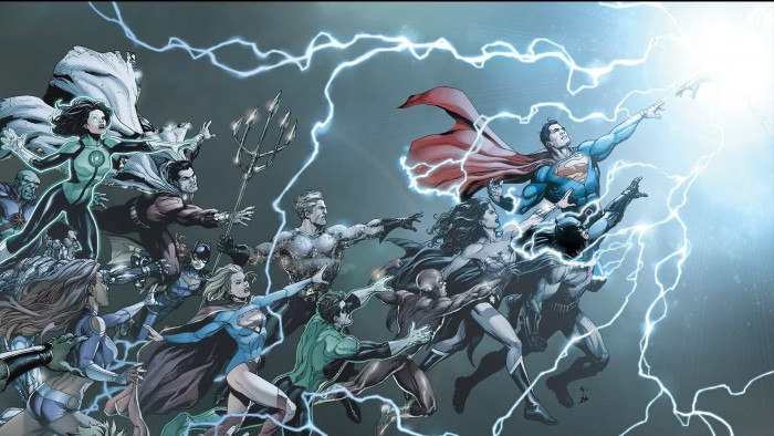 DCU Rebirth Wallpaper 700x394 DCU Rebirth Wallpaper