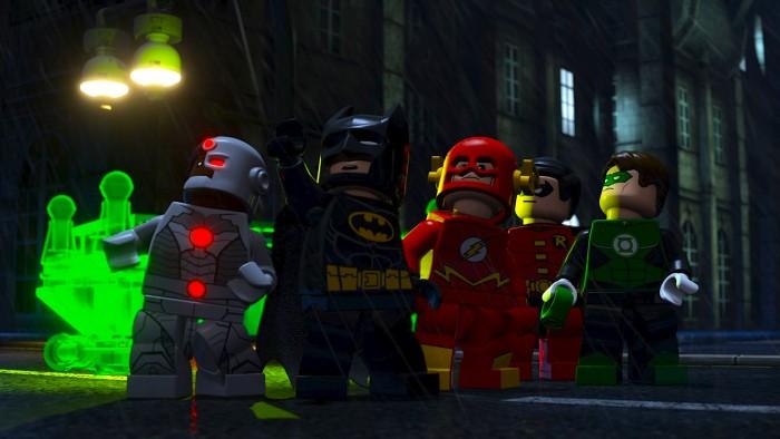 Lego Batman and the Lego JLA 700x394 Lego Batman and the Lego JLA