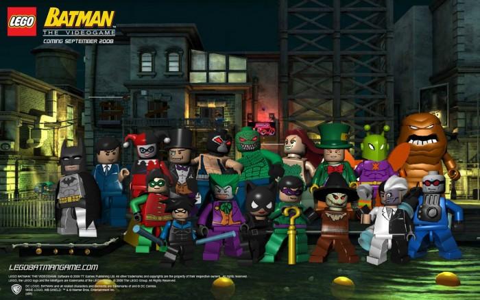Lego Batman the video game 700x438 Lego Batman the video game