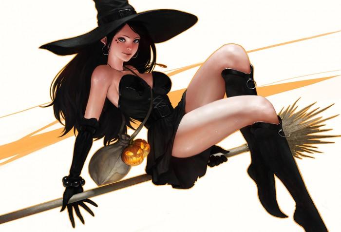 witch on a broom.jpeg