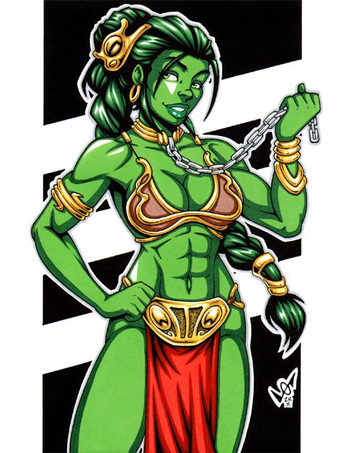 She Hulk is slave leia.jpg