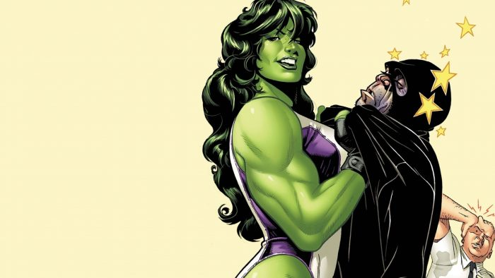 She Hulk with punched out guy.jpg