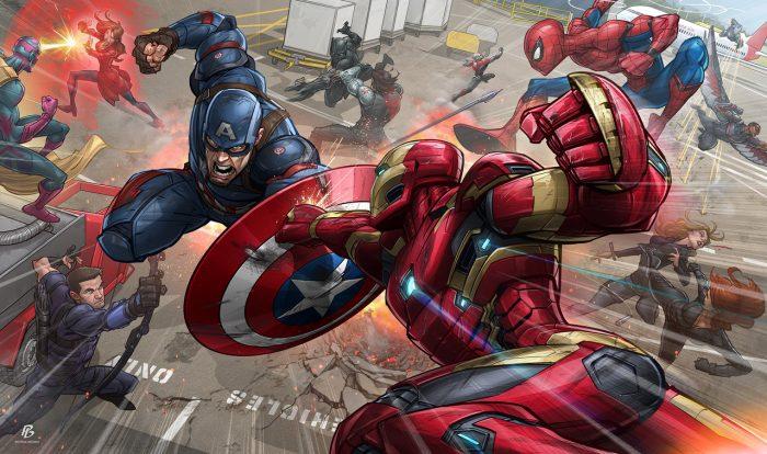 captain america - civil war by patrickbrown.jpg