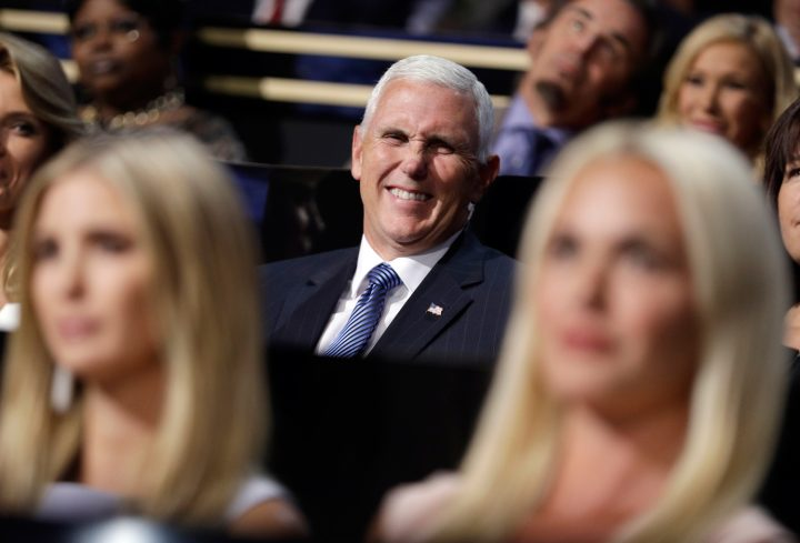 Governor Mike Pence of Indiana smiles.jpg