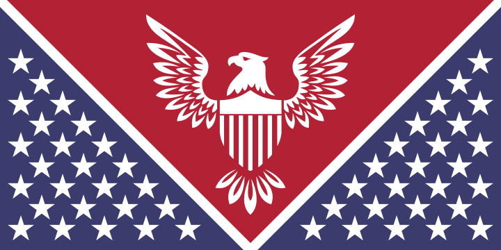 The New Flag of the God Emperor Trump.png