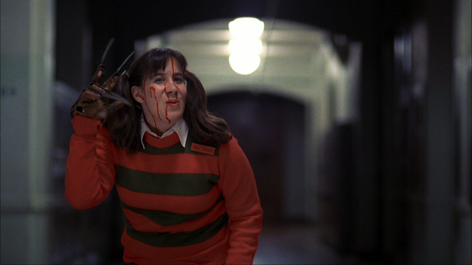 Nightmare On Elm Street Hall Monitor Myconfinedspace