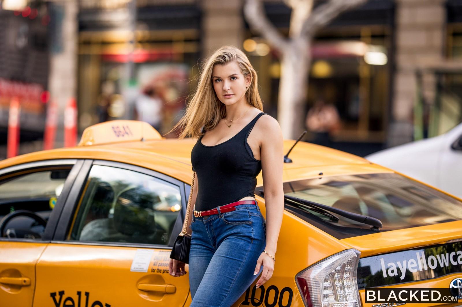 Mia Melano took a cab | MyConfinedSpace