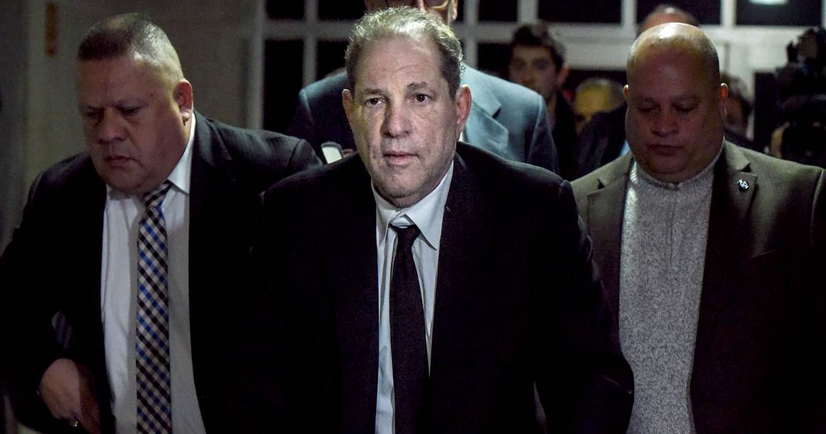 Harvey Weinstein charged with sex crimes in Los Angeles