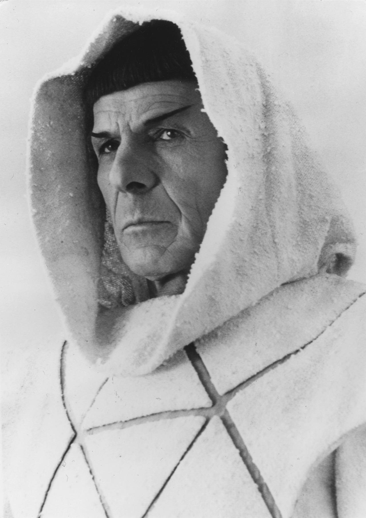 Hooded Spock