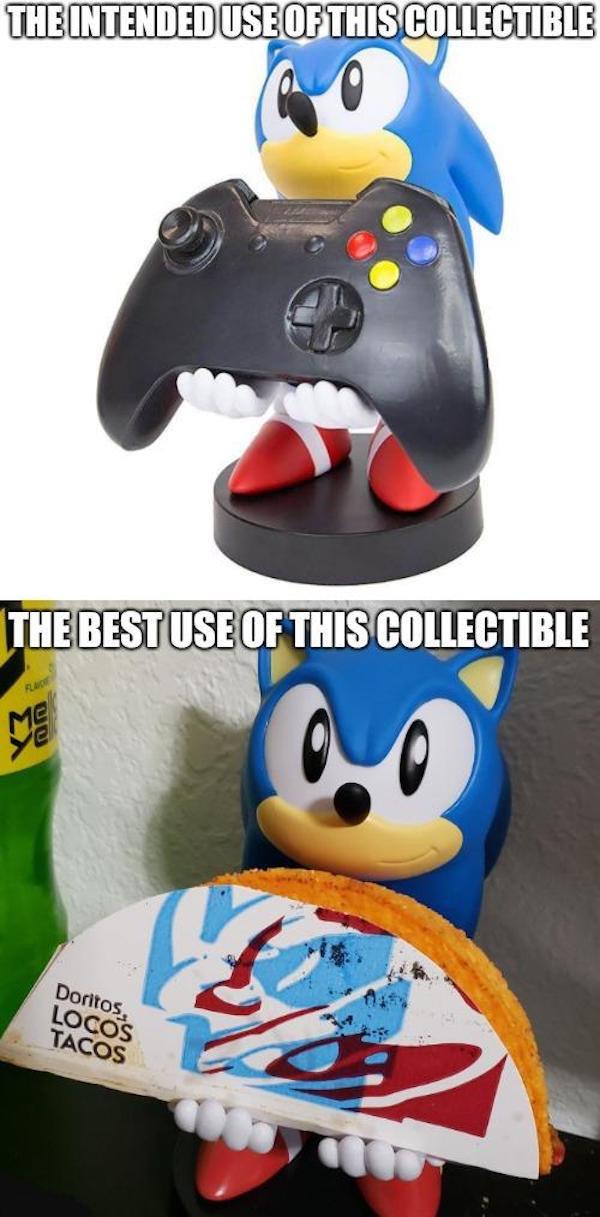intended vs best use