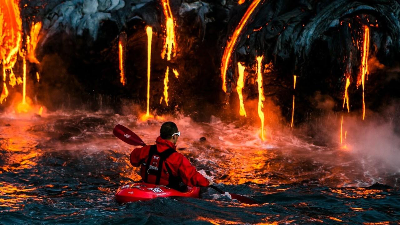 lava float
