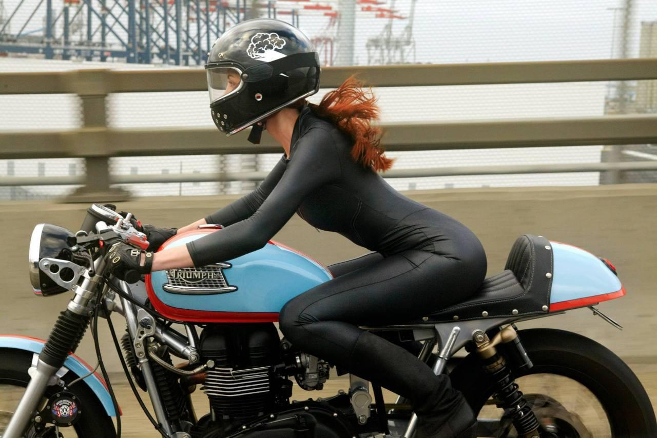 Triumph Body Suit