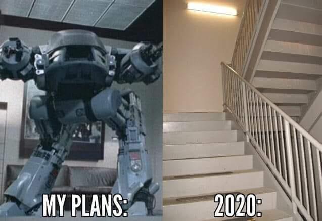2020 Plans – Robocop