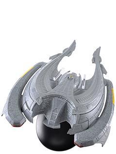 Star Trek Son'a Die-Cast Flagship  Star Trek The Official Starship Collection – Eaglemoss Collection