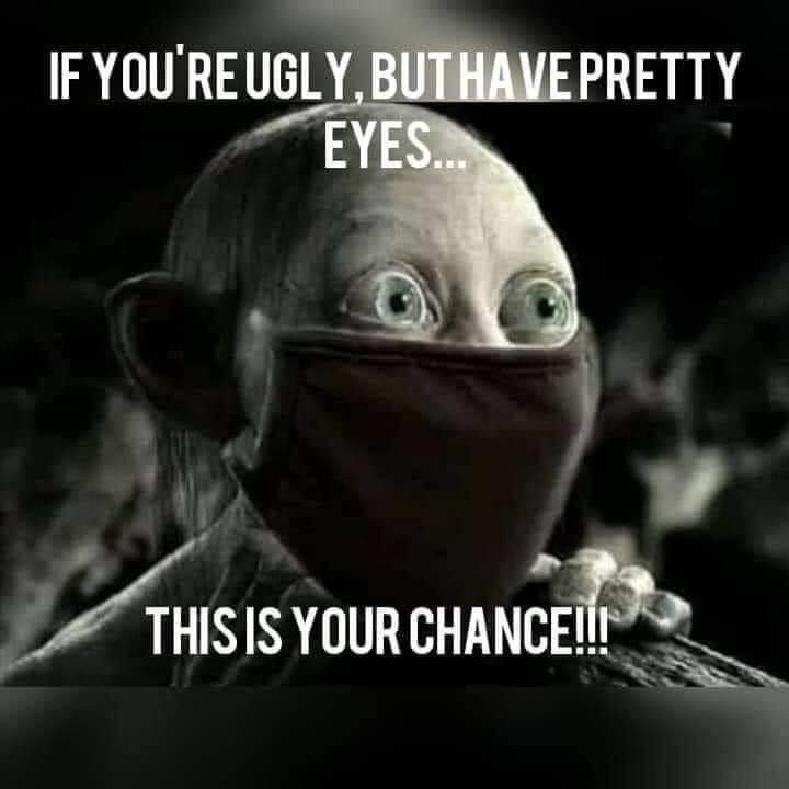 THIS IS YOUR CHANCE