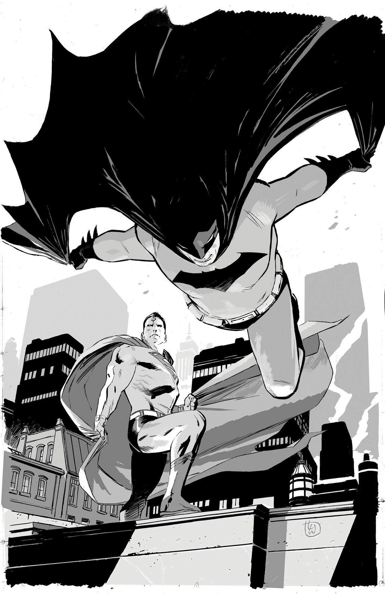Batman  Superman #12b