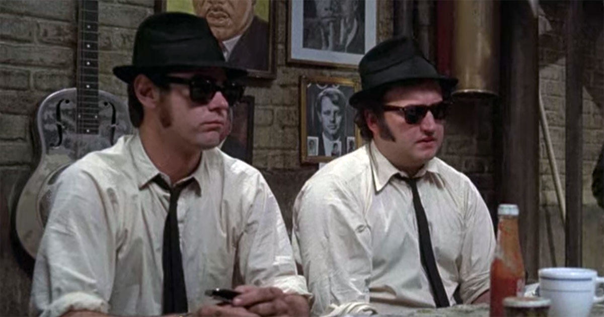 Blues Brothers added to list of terror organisations after attack on Illinois Nazis
