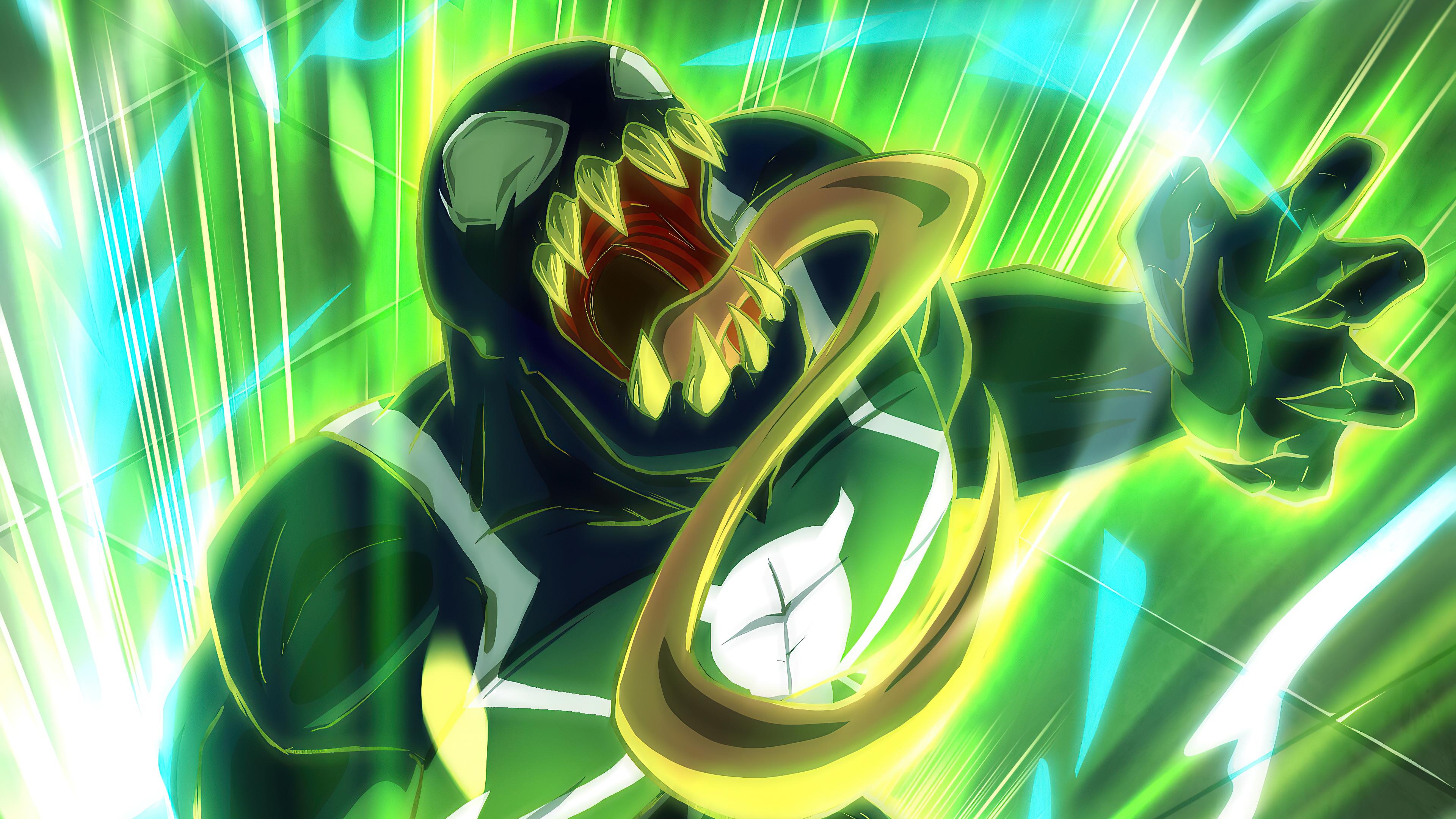 Venom is anger