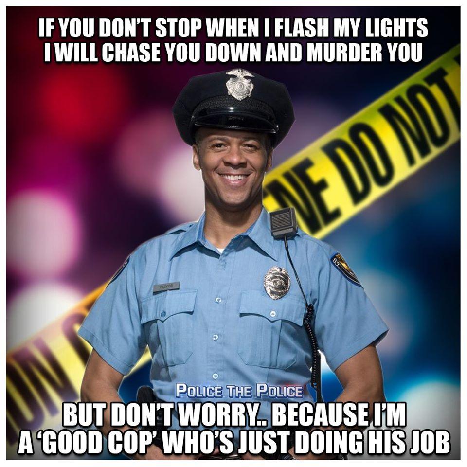 cops will kill everyone