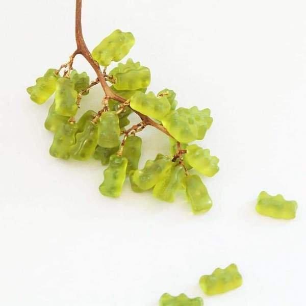 gummy bears fresh from the vine