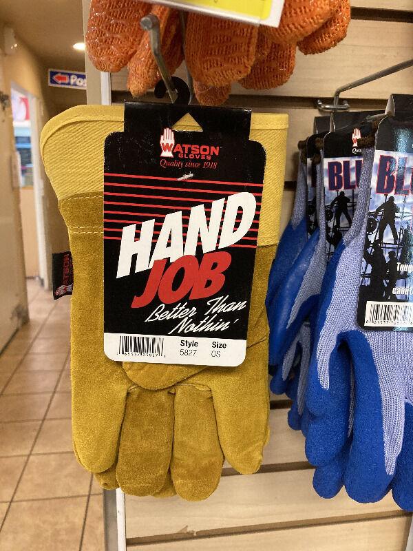 Hand Job – Better Than Nothin'