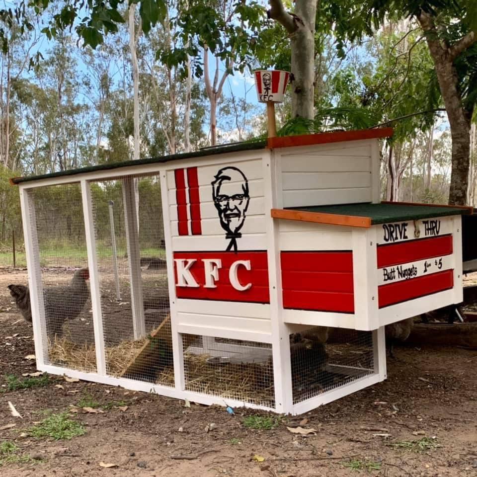 I just love my KFC