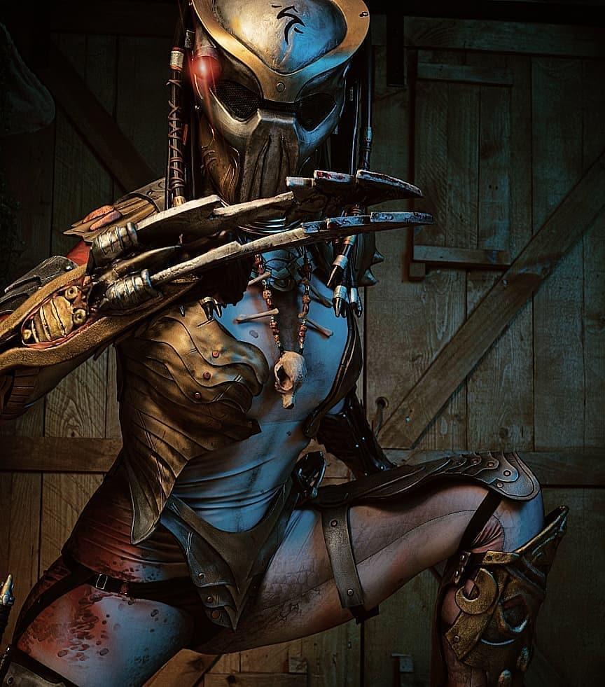 Yaujta as Predator
