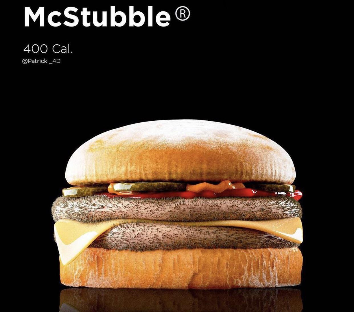 McStubble