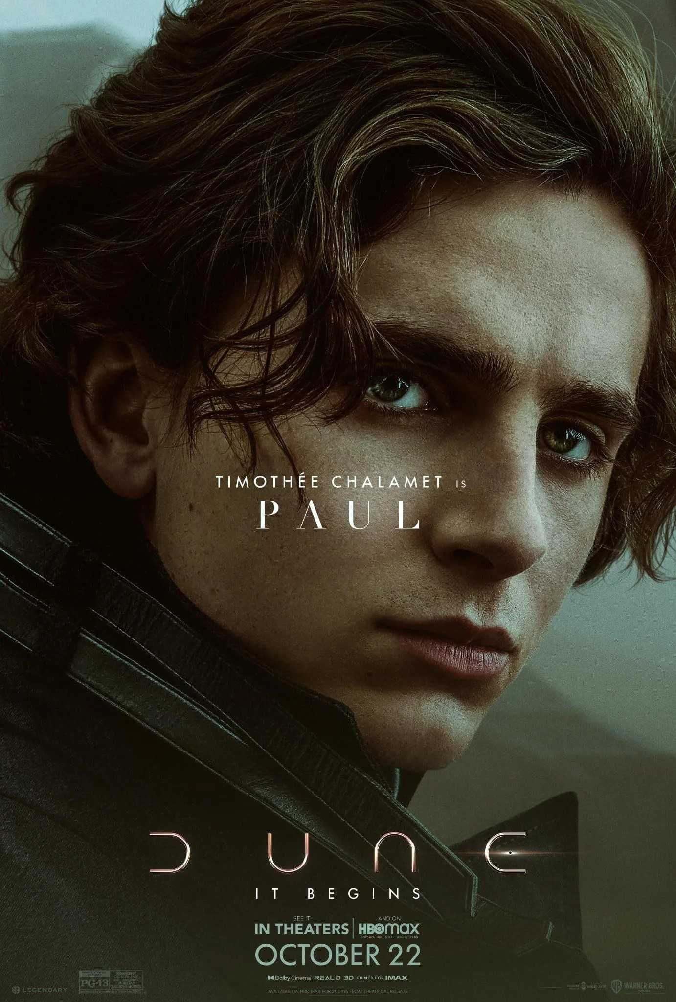 Dune Character Posters
