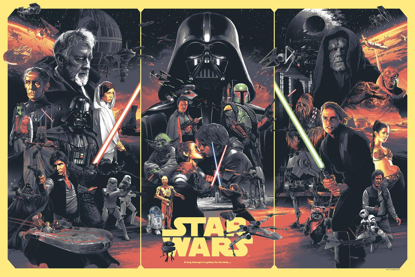 Star Wars Triple