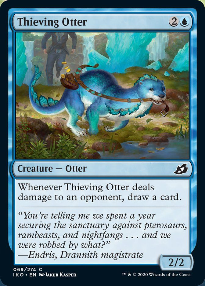 Everyone's talking about Lutri the Spellchaser but what about this sneaky little guy