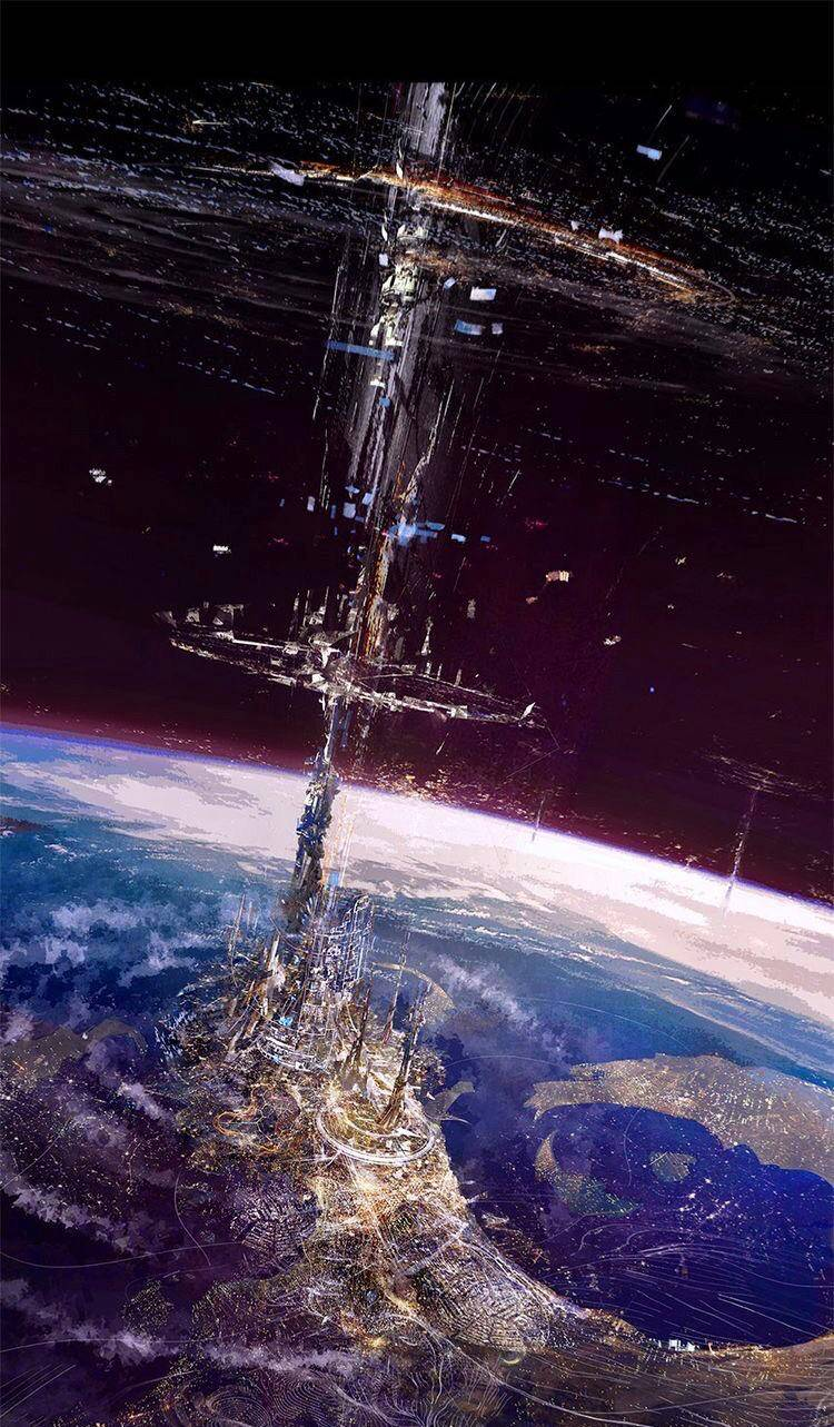 Jupiter Ascending by Philippe Gaulier