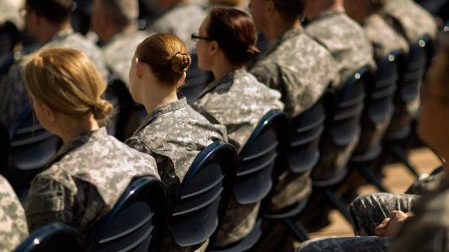 Senate panel votes to make women register for draft