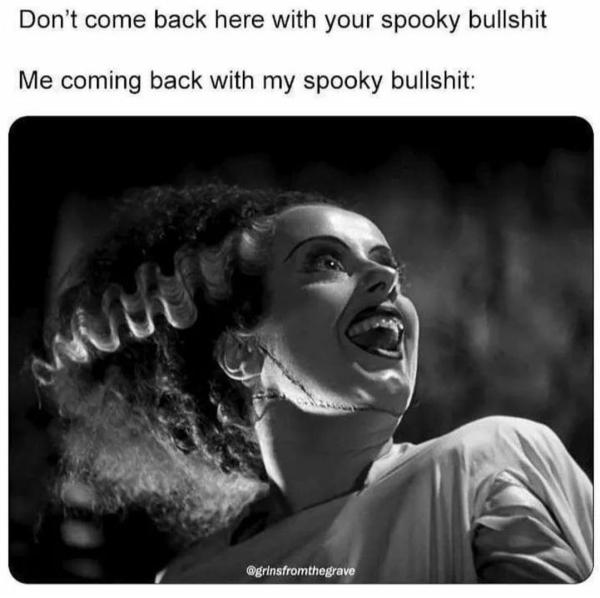 Spooky Bullshit