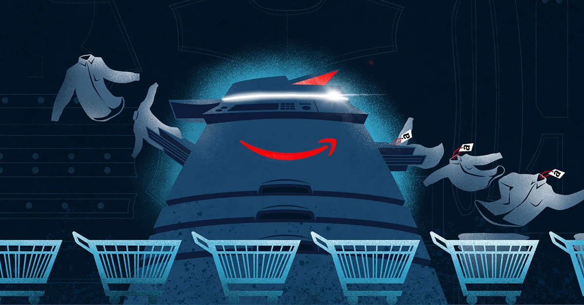 Amazon copied products and rigged search results documents show
