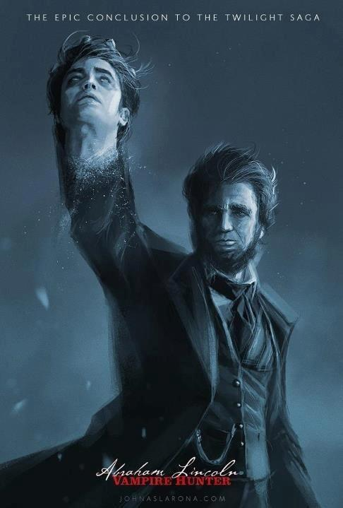 Abe Lincoln Vampire Hunter How Twilight Should End