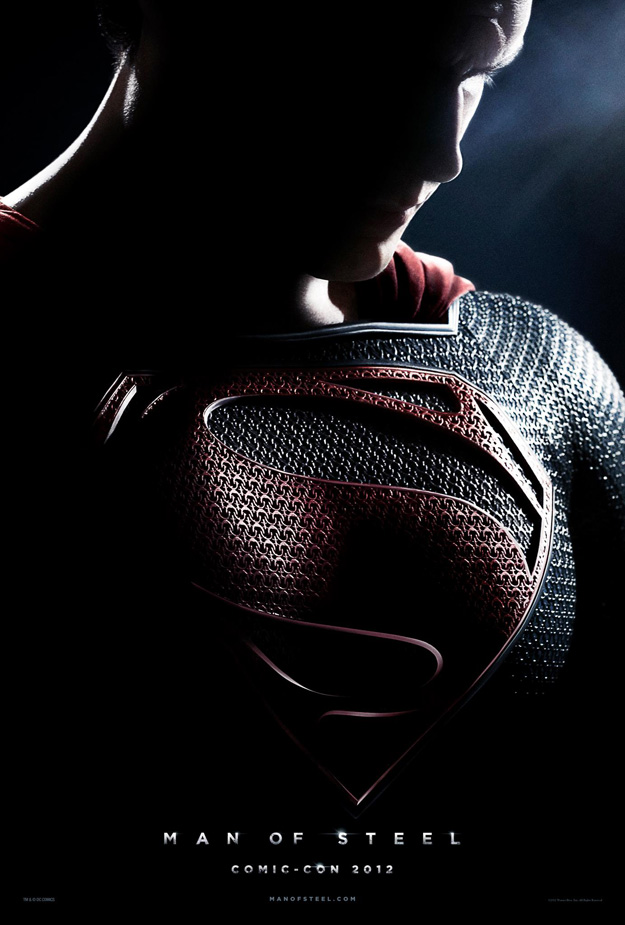 manofsteelsmallart Man of Steel Teaser Poster