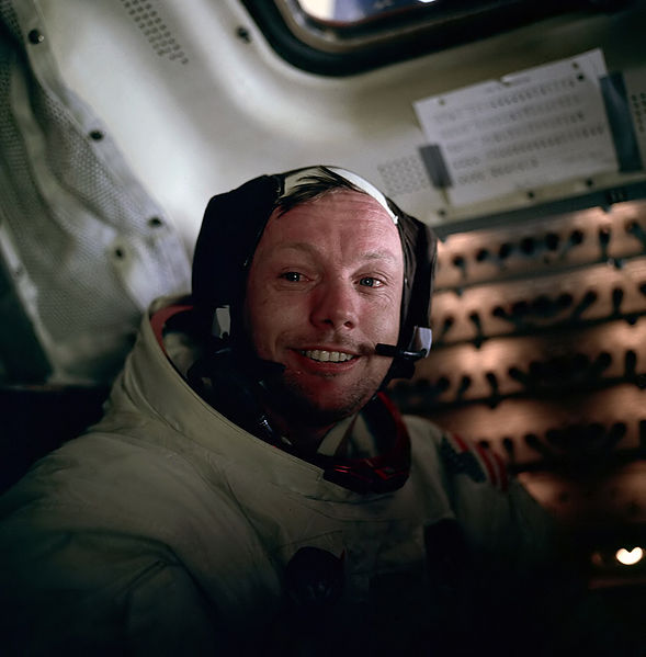 Neil Armstrong One hour with Neil Armstrong