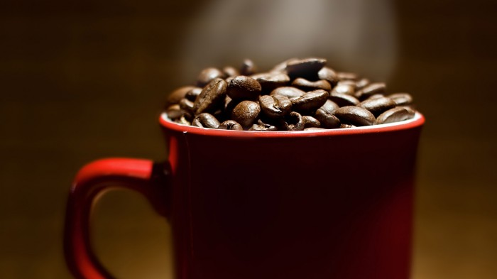 coffee beans cups desktop 1920x1080 hd wallpaper 861356 700x393 Coffee Wallpaper Food
