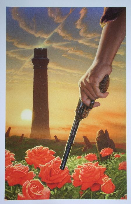 AlternateVersionofWhelansLastPainting More Whelan Dark Tower  stephen king fantasy Books Art