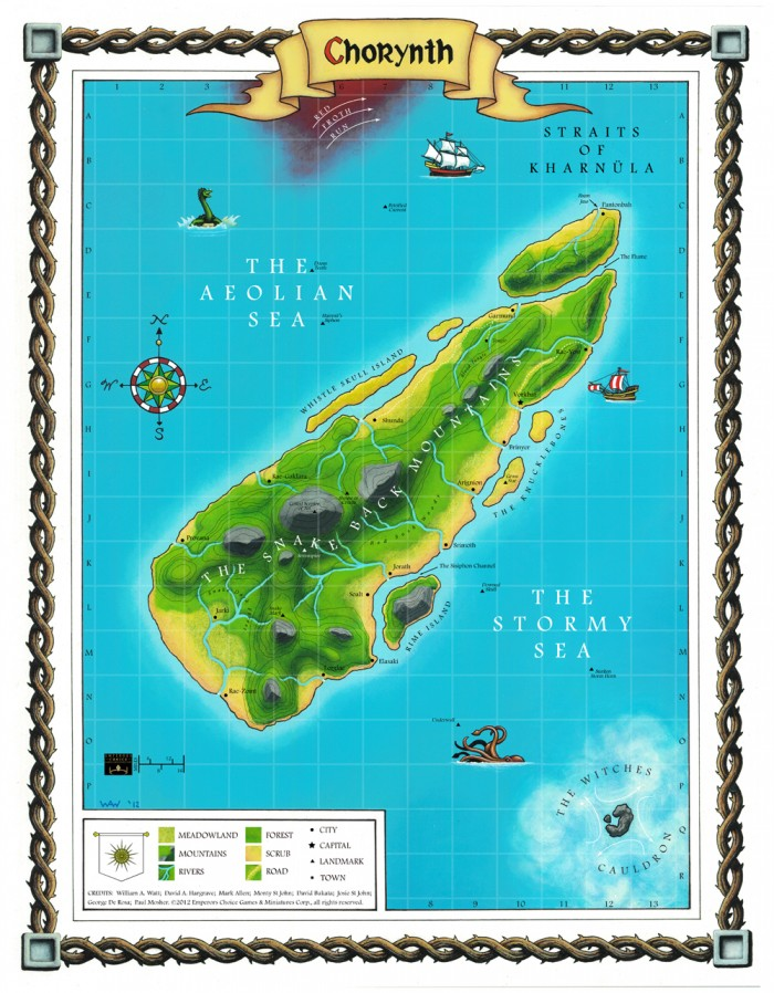 CHORYNTH LO REZ 700x898 Isle of Chorynth wtf maps Gaming fantasy
