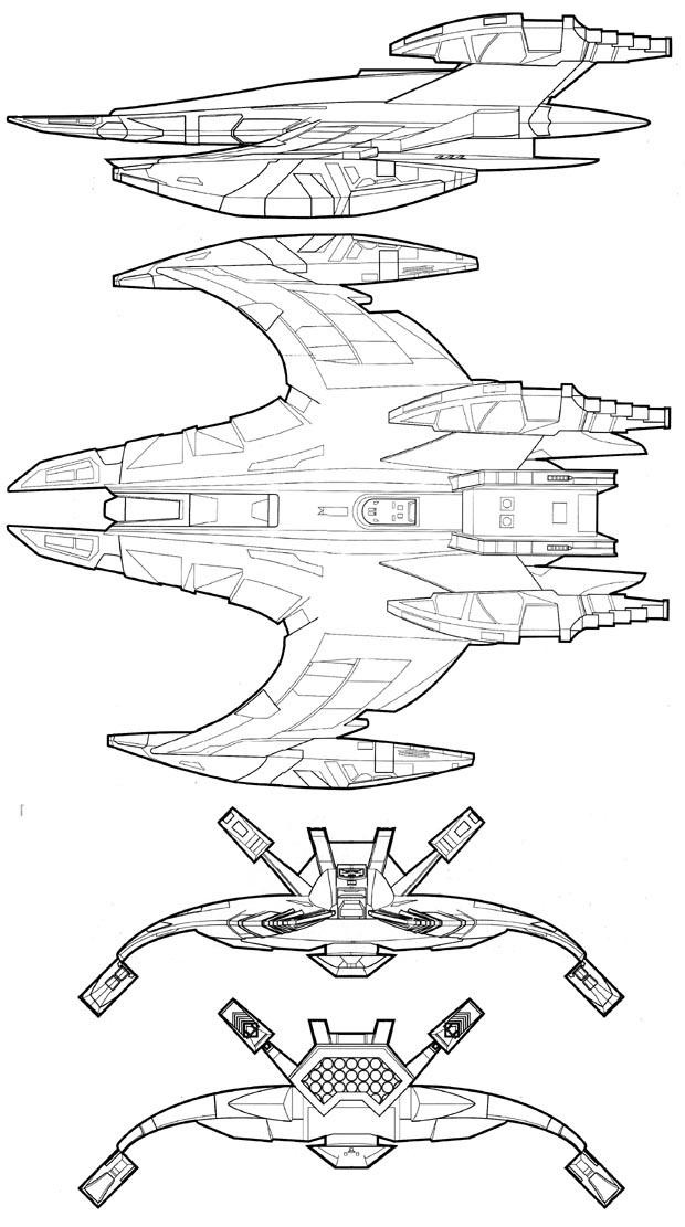 dominion battlecruiser Jem Hadar battlecruiser Television starship star trek spaceship scifi Military DS9 dominion