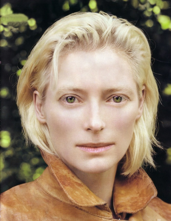 tilda swinton Vogue 700x905 Tildas Sexy