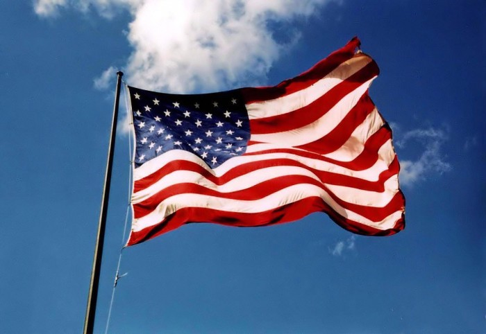 photo us flag1 700x482 america in the wind america