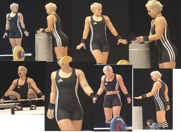 tumblr m4sm6t8Tw11qfek6fo1 1280 700x511 Samantha Wright women weightlifting Sexy cute
