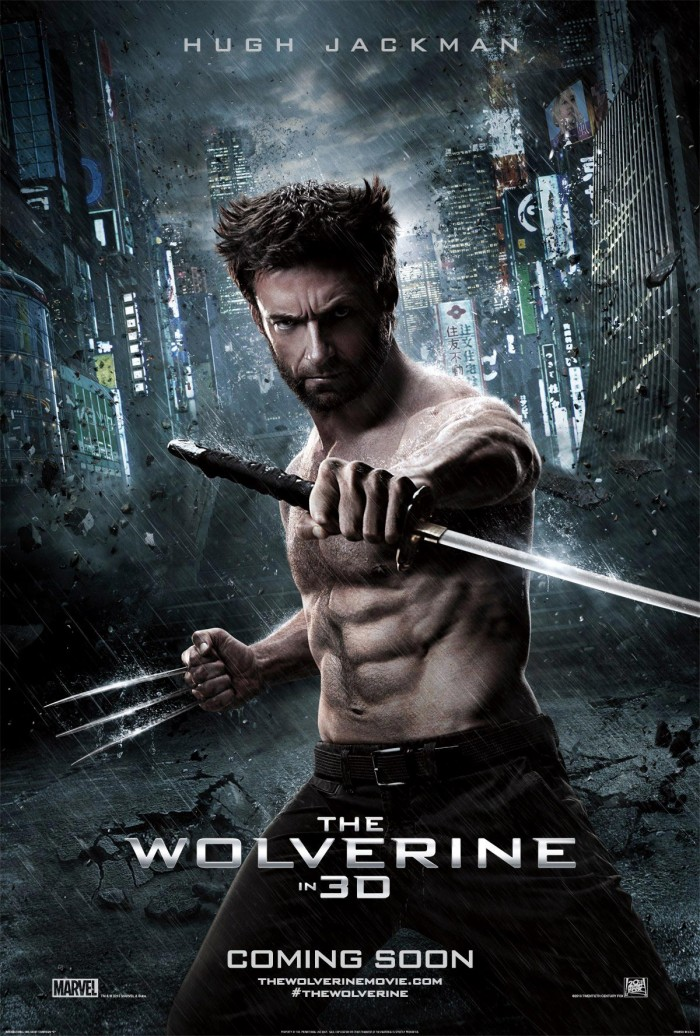 The Wolverine 700x1036 The Wolverine x men wolverine posters Movies Comics
