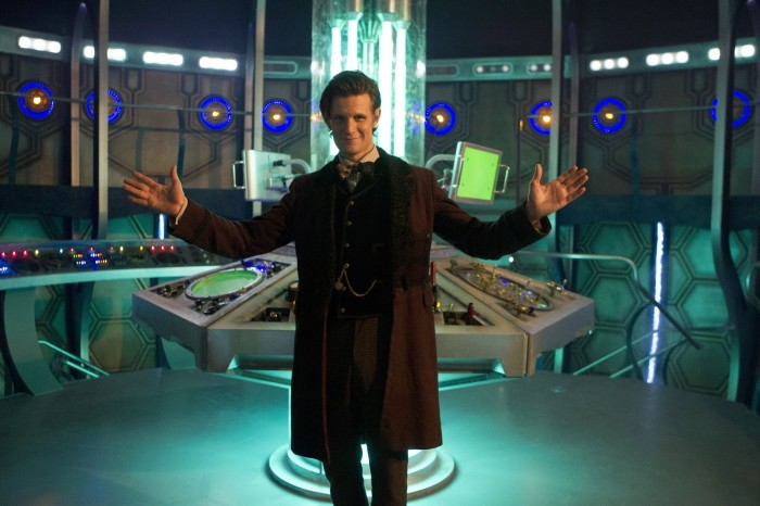 stepintomytard 700x466 Step into my TARD wallpapers Television TARDIS scifi matt smith dr who Awesome Things